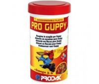 PRODAC PRO GUPPY корм хлопья 100мл/20г для гуппи