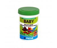 PRODAC BABY FOOD корм микро хлопья 50мл/15г для мальков