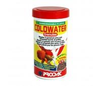 PRODAC COLDWATER MINI 100мл/50г корм гранулами для золотых рыб