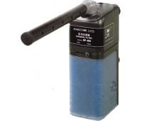 Фильтр внутренний с дождевал. флейтой 6W (200-400л/ч акв 50-100л) катридж с углем