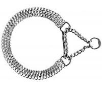 Ошейник Collar металл Тройной 2,5мм 60см