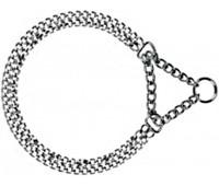 Ошейник Collar металл Двойной 2,5мм 50см