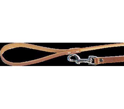 Купить (2160) Before Поводок ровный 16мм прошитый  Коричневый