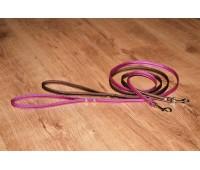 (0122) Before Пов ровный 16мм 120см  Фиолетовый