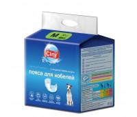 Cliny Пояса для кобелей размер M (10шт)