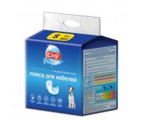 Cliny Пояса для кобелей размер S (12шт)