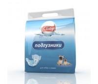 Подгузники Cliny 5-10 кг размер M (9шт)