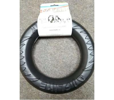 Купить Doglike Tug&Twist d=20см снаряд черный малый для собак