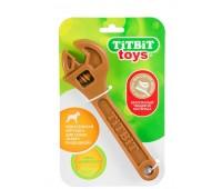 """TiTBiT Toys """"Ключ Разводной"""" коричневый 20см"""