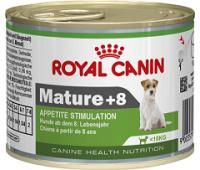 Royal Canin Mature +8 для стареющих собак