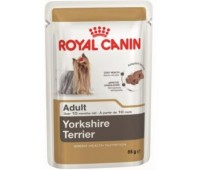 Royal Canin Yorkshire Terrier Adult (паштет)