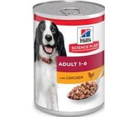 HILL'S SP консервы 370 г с курицей для собак