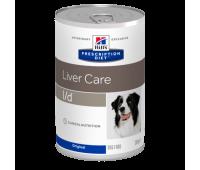HILL'S PD l/d Liver Care консервы при болезнях печени у собак 370г