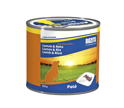 Купить Bozita корм для собак Бозита с ягненком и рисом
