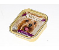 Stuzzy Mister Dog (Штуззи) для взрослых собак 150г Рубец