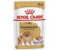 Royal Canin пауч Померанский Шпиц 85г