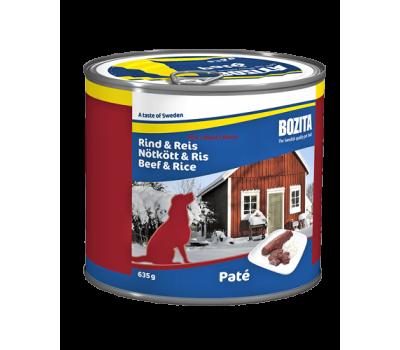 Купить Bozita корм для собак Бозита с говядиной и рисом
