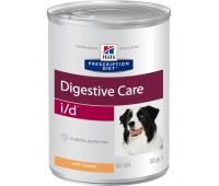 HILL'S PD i/d Digestive Care консервы для собак при проблемах ЖКТ 360г
