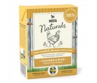 Bozita Naturals консервы 370г кусочки курицы и рис в желе для собак