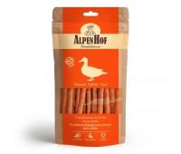 AlpenHof Колбаски баварские утиный для собак 50г