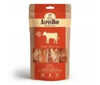 AlpenHof Стейки из телятины для средних и крупных собак 80г