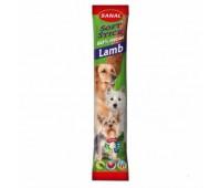 Палочки жевательные для собак SANAL 1шт Ягненок Lamb