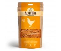 AlpenHof Медальоны из филе курицы для мелких собак и щенков 50г