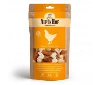 AlpenHof Кальциевые косточки с курицей для мелких собак и щенков 50г