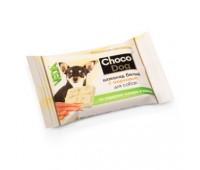 ChocoDog шоколад Белый с Морковью 15г