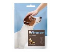 Winner Лакомство Уши Говяжьи 70г для собак