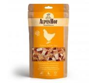AlpenHof Мини-сэндвич куриный для мелких собак и щенков 50г