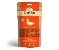 AlpenHof Грудка утиная нежная для средних и крупных собак 80г