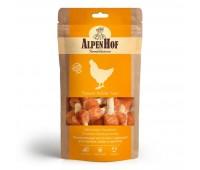 AlpenHof Жевательные косточки с курицей для мелких собак и щенков 50г