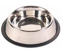 Миска металл на резин. 0,15-0,18л