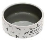 Миска Ferplast JUNO SMALL для собак керамика 300мл