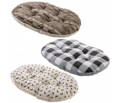 Купить Ferplast RELAX 45 подушка х/б+мех для собак