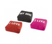 Подушка CANDY с сменным чехлом для собак