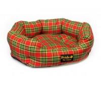PRADE Лежак овал Шотландия 60*50*23см для собак