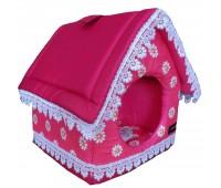 DOGMAN MAVA домик-будка средняя для собак