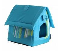 DOGMAN домик-будка средняя (микс) для собак