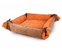 TiTBiT лежак трансформер квадратный 100*100см для собак