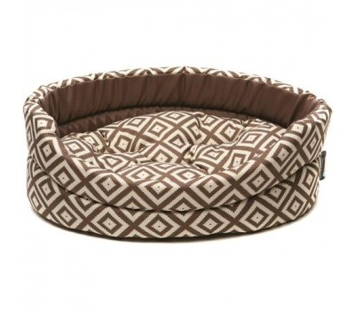 Купить COMFY KARO 4 лежак бежевый 60*51*17см для собак