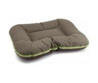 COMFY ARNOLD XL лежак коричнево- зеленый 90*70см для собак
