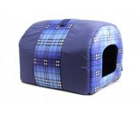 DOGMAN домик-тоннель средний (микс) для собак