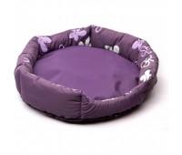 COMFY VANESSA LIGHT-2 лежак фиолетовый 50*50*13см для собак