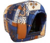 CLP домик- тоннель №1 35*35*50см для собак