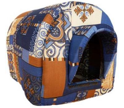 Купить CLP домик- тоннель №1 35*35*50см для собак