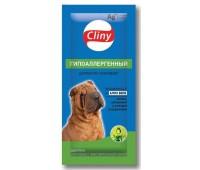 Cliny Гипоаллергенный 15мл шампунь для собак