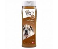 шампунь Perfect Coat для собак лечебный от перхоти, зуда 473мл