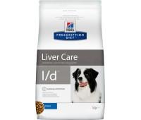 HILL'S PD l/d Liver Care при заболеваниях печени у собак